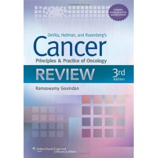 DEVITA,HELLMAN, AND ROSENBERG'S CANCER : PRINCIPLES AND PRACTICE OF ONCOLOGY REVIEW, 3ED