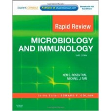 RAPID REVIEW MICROBIOLOGY AND IMMUNOLOGY: WITH STUDENT CONSULT ONLINE ACCESS 3ED