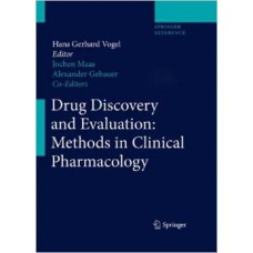 DRUG DISCOVERY & EVALUATION: METHODS IN CLINICAL PHARMACOLOGY